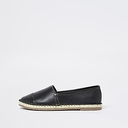 Ravel black espadrilles