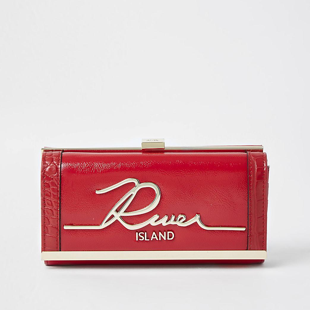 Red river cliptop purse