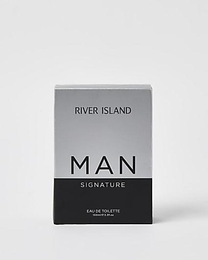 'RI Man Signature' eau de toilette 100ml