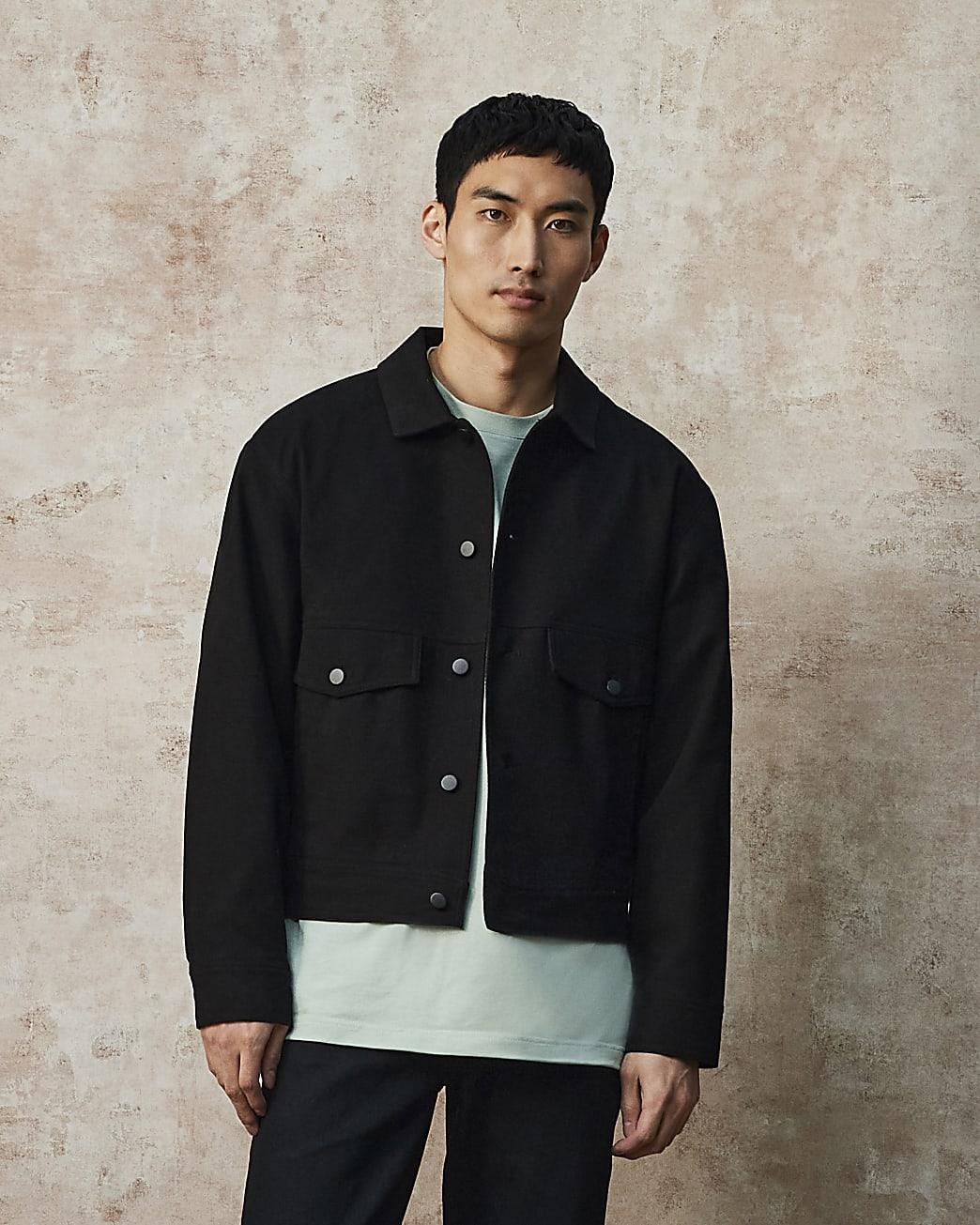 RI Studio black western jacket