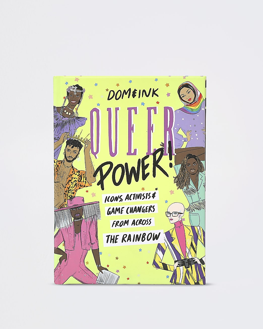 RI x DOM&INK queer power book