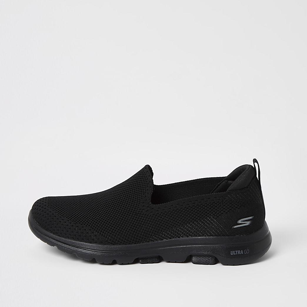 Skechers - Zwarte Go Walk 5 sneakers