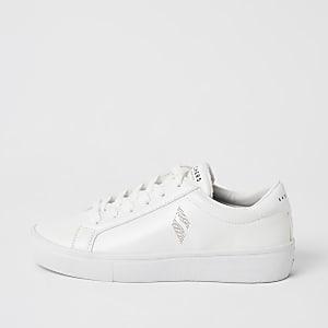 """Skechers – Weiße Sneaker """"Goldie 2.0"""""""