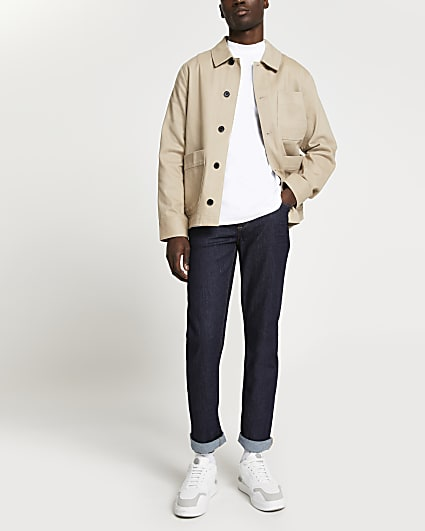 Stone long sleeve jacket