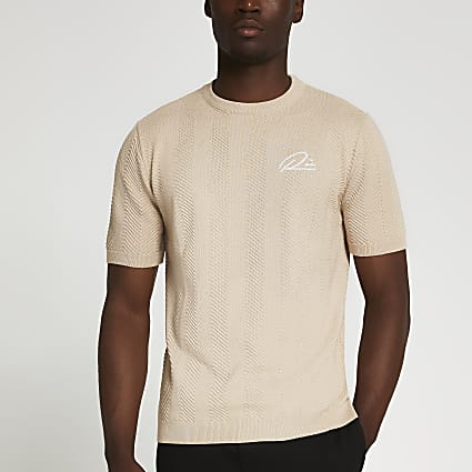 Stone RI chevron t-shirt