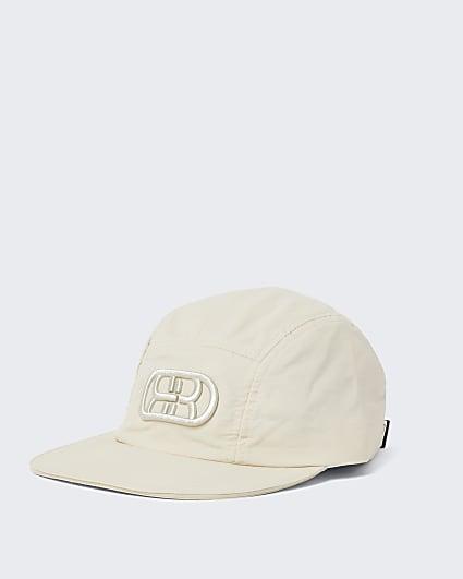 Stone RR flat cap