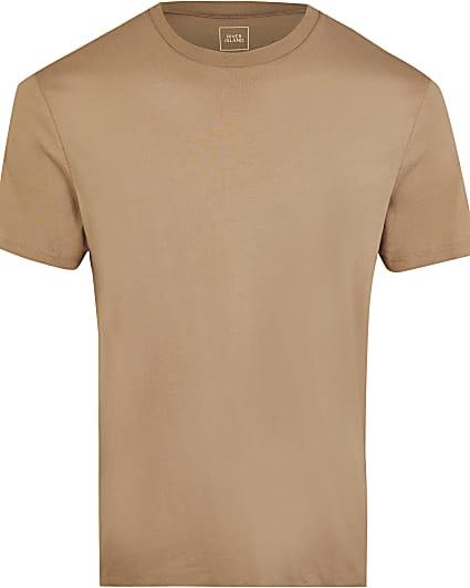 Stone slim fit t-shirt