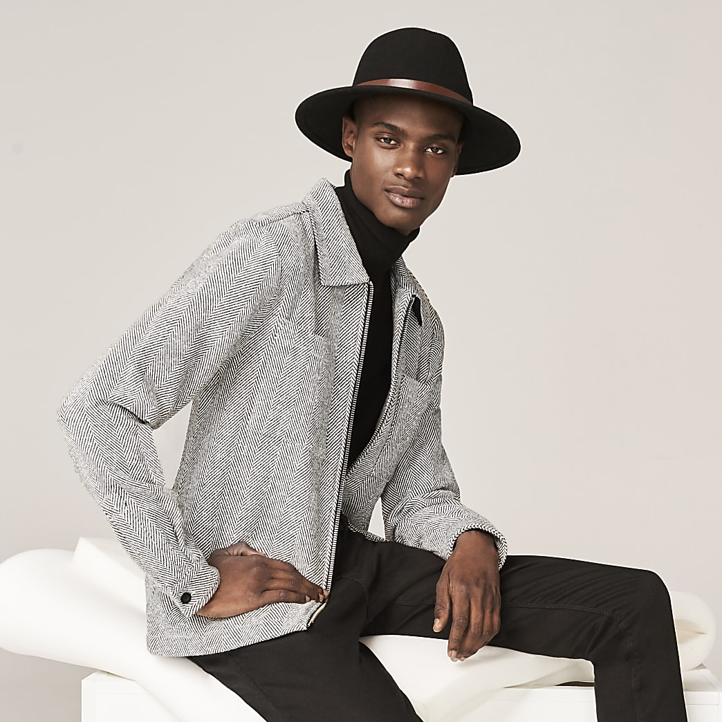 The Rio Grey Overshirt