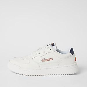 Ellesse  – Baskets varesse blanches