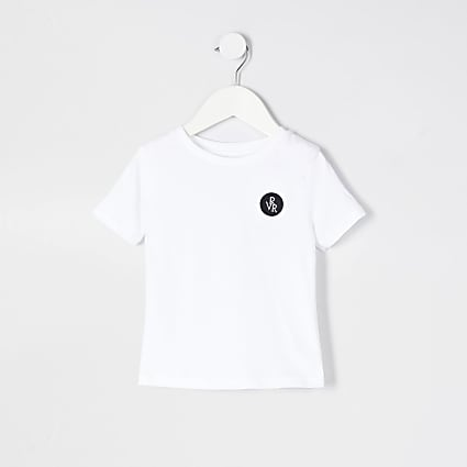 White MB RVR Multibuy Tee