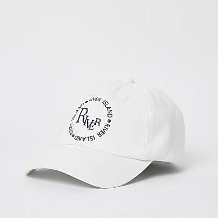 White River embroidered cap