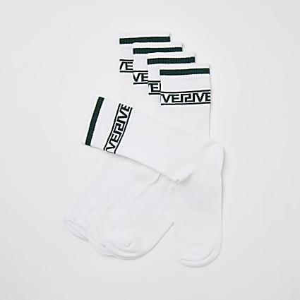 White River Greek socks 5 pack