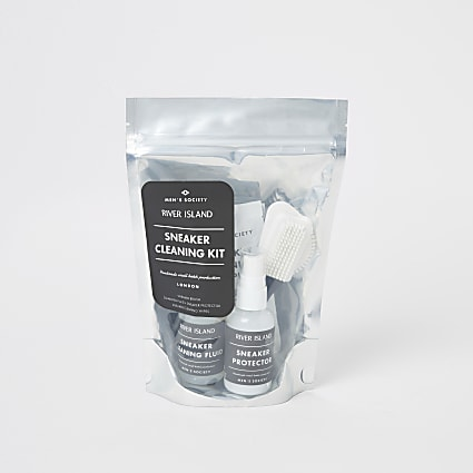 White sneaker cleaning kit