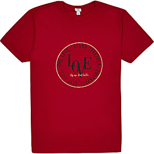 Womens Charity Tee 'One Love'