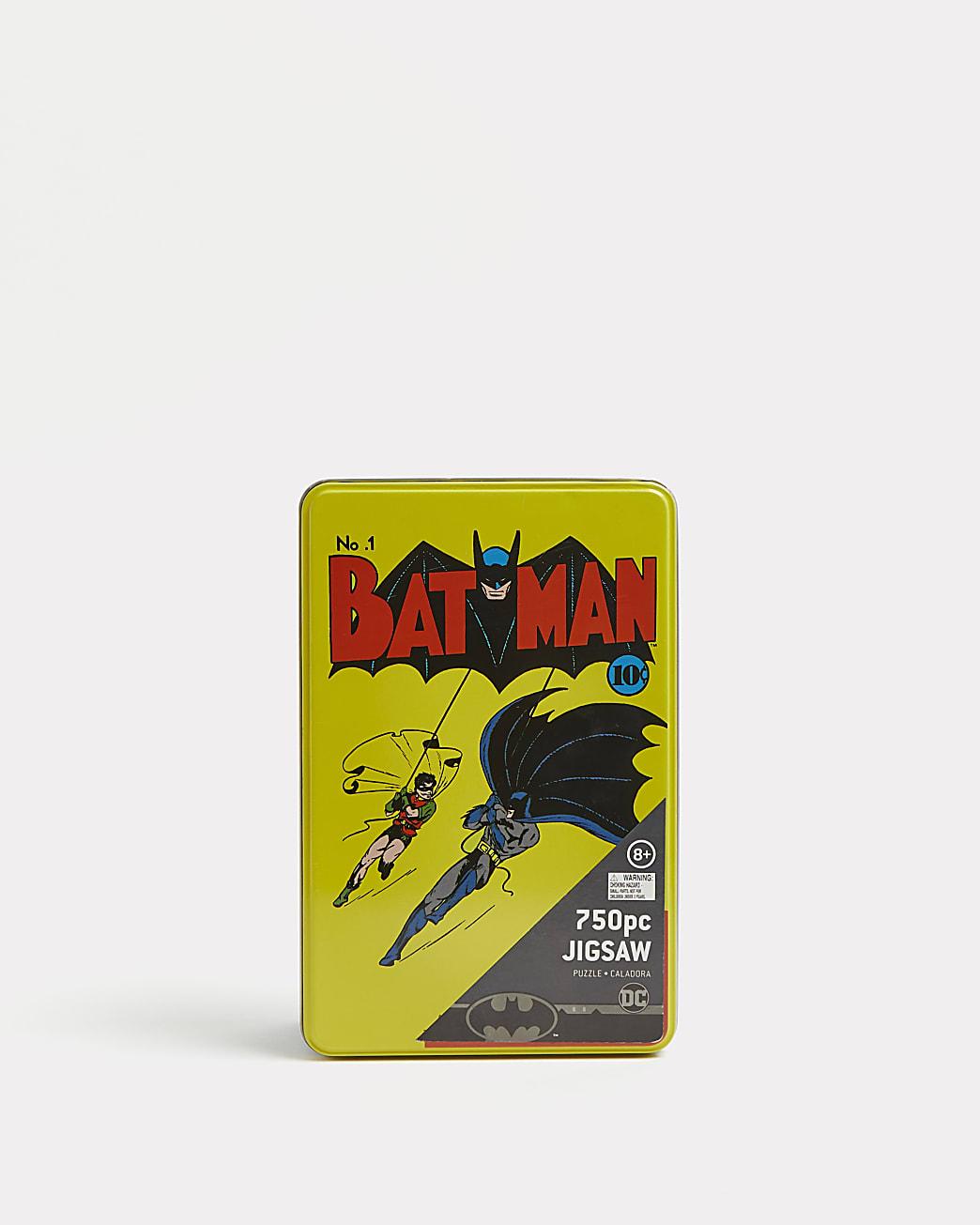 Yellow Batman puzzle