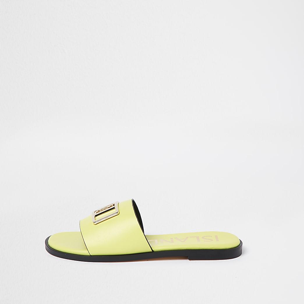 Yellow RI sliders