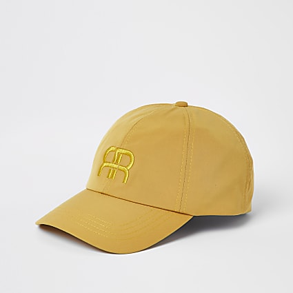 Yellow RR sun cap