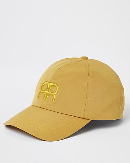 Yellow RR sun cap